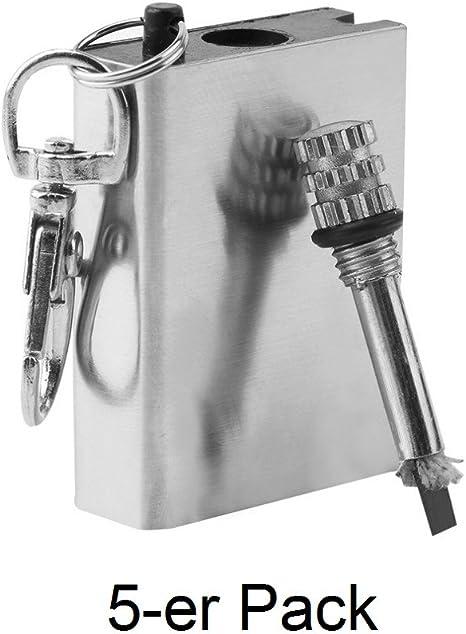 Trends4cents - 5 mecheros de gasolina para cerillas de acero ...