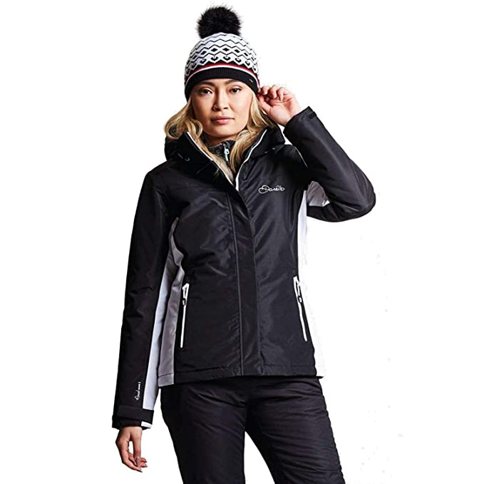 Dare 2b Women's Prosperity and Breathable Ski Waterproof Insulated Jacket