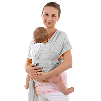 Amazon Com Airka Baby Wrap Breathable Mesh Fabric For All