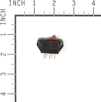 Genuine OEM Briggs /& Stratton 697854 SWITCH-ROCKER