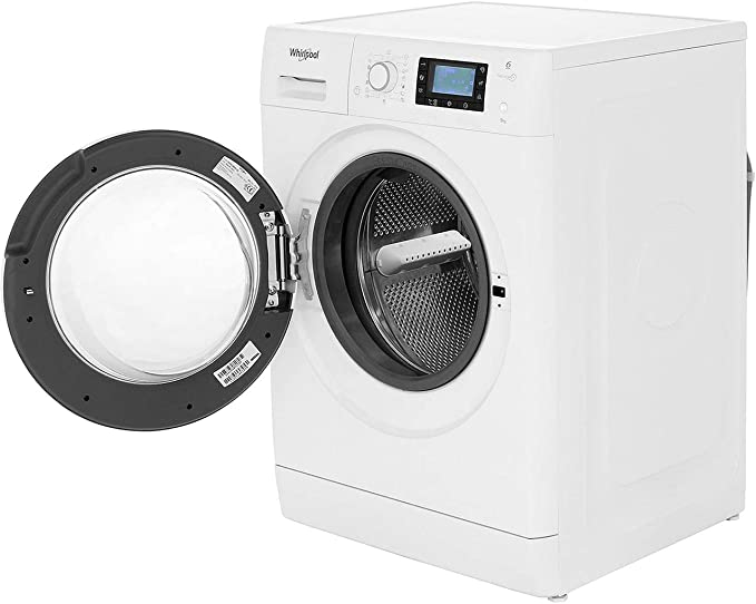 Whirlpool (Uk) Ltd FWD91496W FRESH CARE 1400rpm Washing Machine 9kg Load Class A+++ White [Energy Class A+++]
