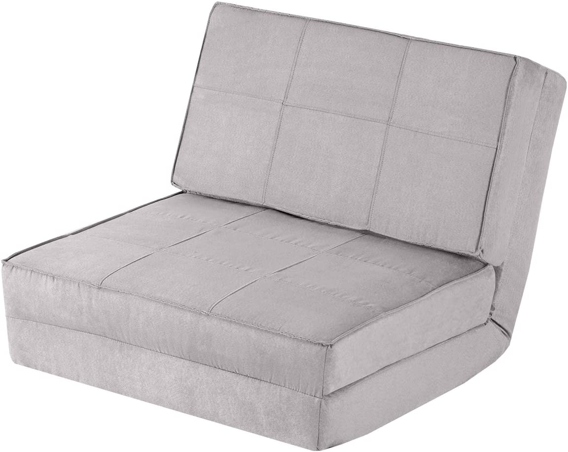 Amazon.com: Giantex Sillón plegable Sofá cama ...