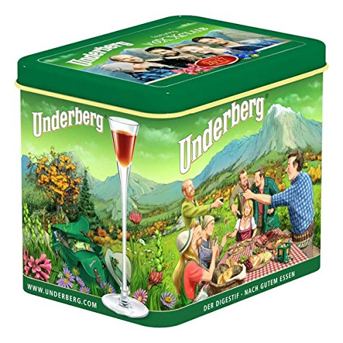 Underberg Annual Collector Tins - Limited Edition (2017 Tin)