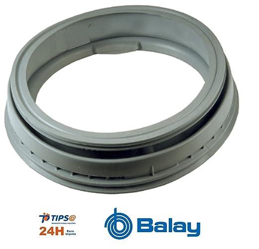 Goma puerta lavadora, Fuelle embocadura compatible BALAY ...