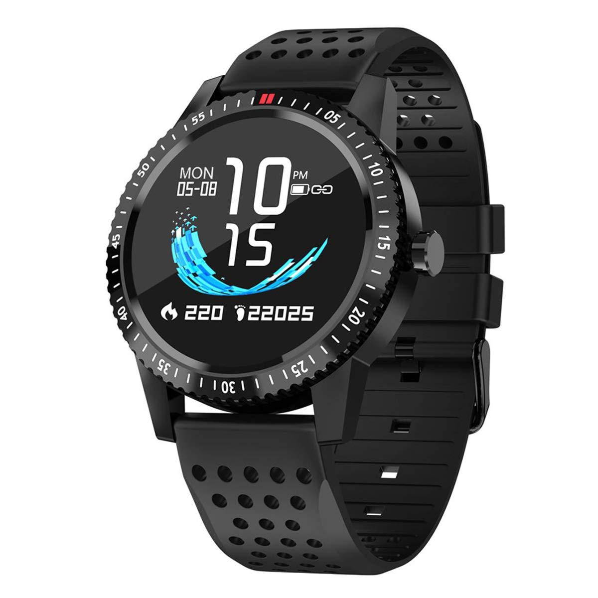 Black Friday Smart Bluetooth Watch, recordatorio de frecuencia ...