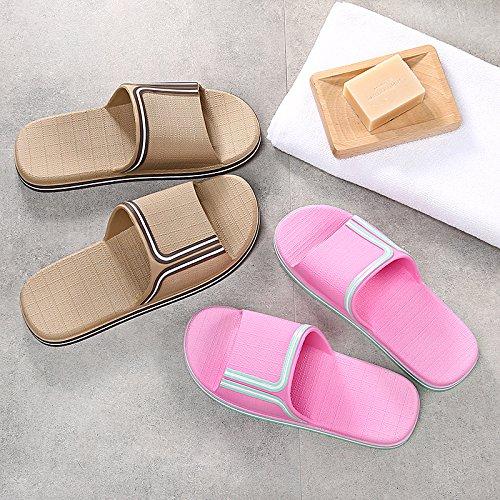 morbido pantofola giovane interno spesso home fondo YMFIE Estate b scarpe fondo RqnHq4W