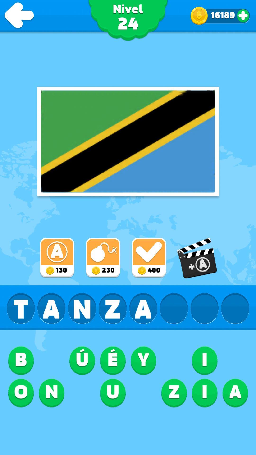 Quiz de banderas - Adivina la bandera: Amazon.es: Appstore