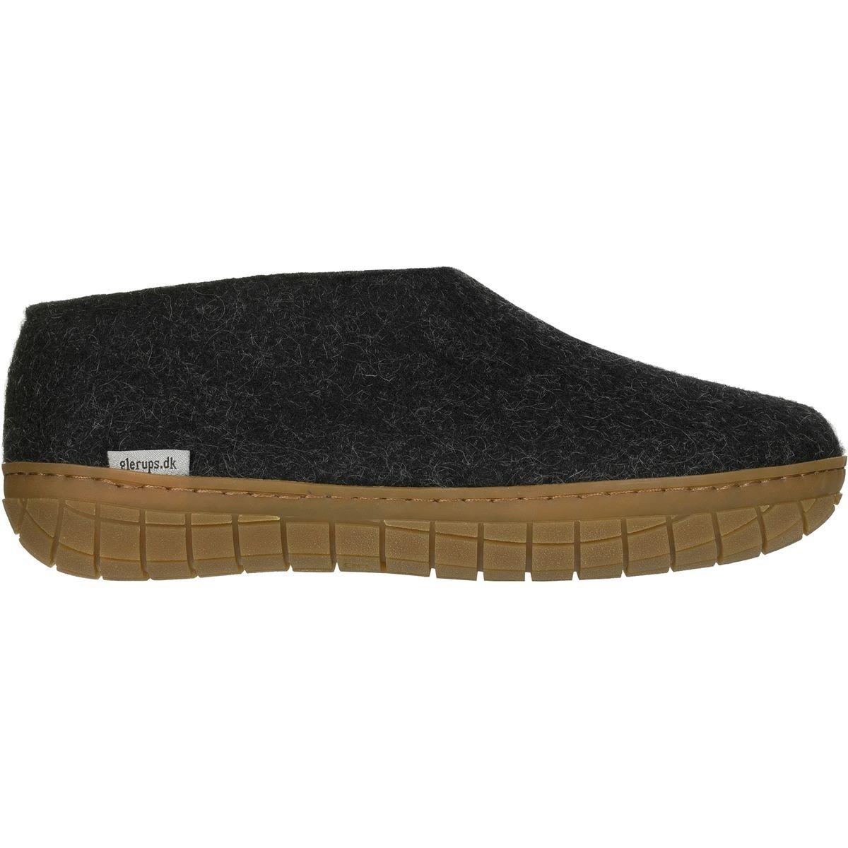 Glerups AR Rubber Shoe Charcoal, 44.0