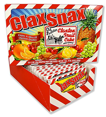 ClaxSnax - Claxton Fruit Cake By The ()