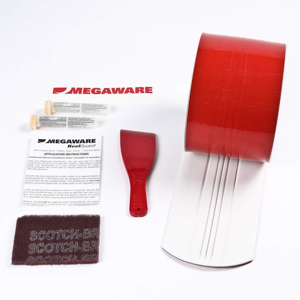 Megaware KeelGuard Series 102/Keel Guard for Fiberglass
