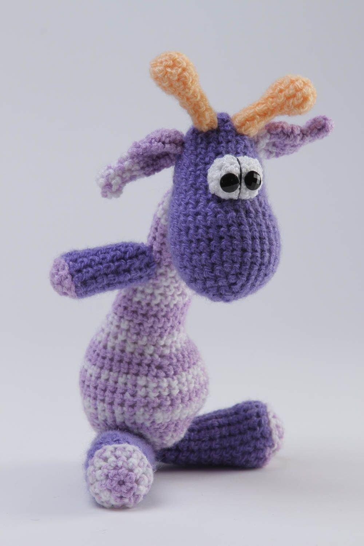Animalito tejido a crochet juguete para bebe hecho a mano regalo original: Amazon.es: Juguetes y juegos