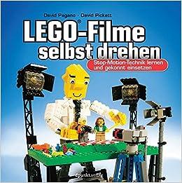 lego filme selbst drehen stop motion technik lernen und gekonnt einsetzen german edition