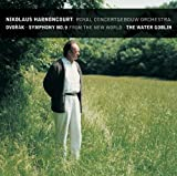 Dvorak: Symphony No. 9 / The Water Goblin ~ Harnoncourt