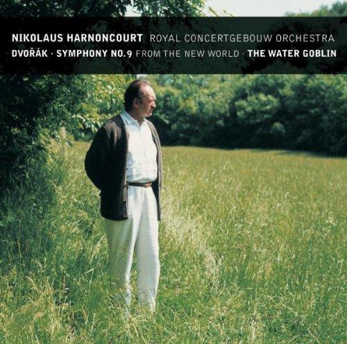Dvorak: Symphony No. 9 / The Water Goblin ~ Harnoncourt by Teldec Classics