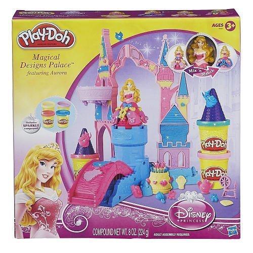 PlayDoh Magical Designs Featuring Princess
