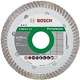 Discos diamantado turbo Bosch Expert for Porcelanato 105 x 20 x 1,4 x 8 mm