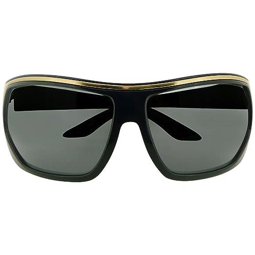 Amazon.com: Prada spr10i Color 1 ab4t1 Gafas de sol: Clothing