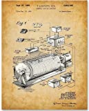 Eckdahl Computer 1960 Patent - 11x14 Unframed Patent Print - Great Gift for IT Professionals, Programmers and Geeks