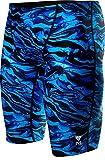 TYR Men's Miramar Jammer Swimsuit, Blue, 34