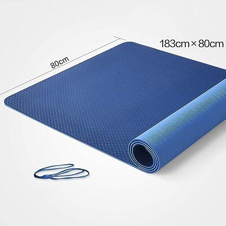 Estera de Yoga sin Sabor, 183 cm x 80 cm, Estera para ...