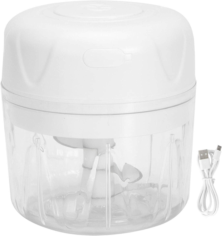 Procesador de alimentos licuadora eléctrica inalámbrica desmontable picadora de carne mezclador picador de alimentos diseño de absorción magnética accesorios de cocina