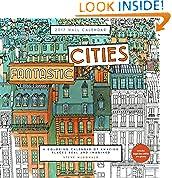 Fantastic Cities 2017 Wall Calendar