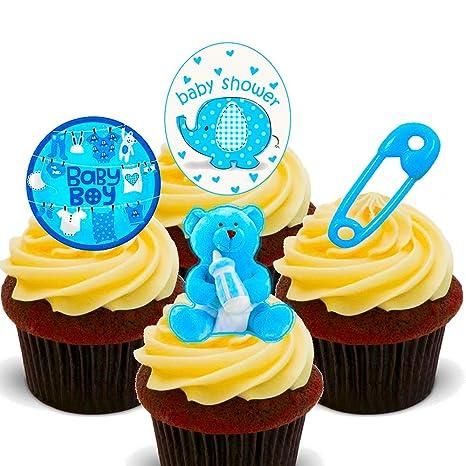 Made4You Decoración comestible para tartas de bebé ...