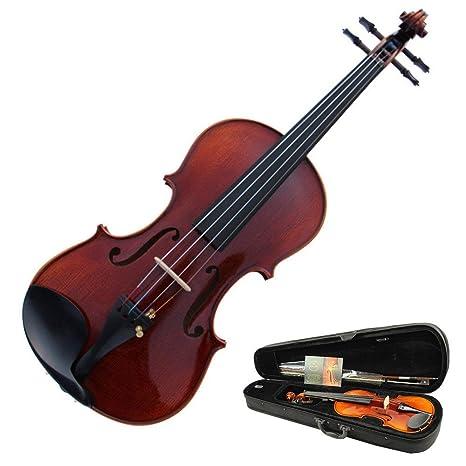 Chengzuoqing Violin Spruce Wood Performance Violín acústico ...