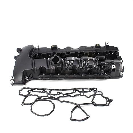 Motor Cilindro Cable de parte superior válvula funda Compatible con BMW 335i 135i 535i X6 Z4