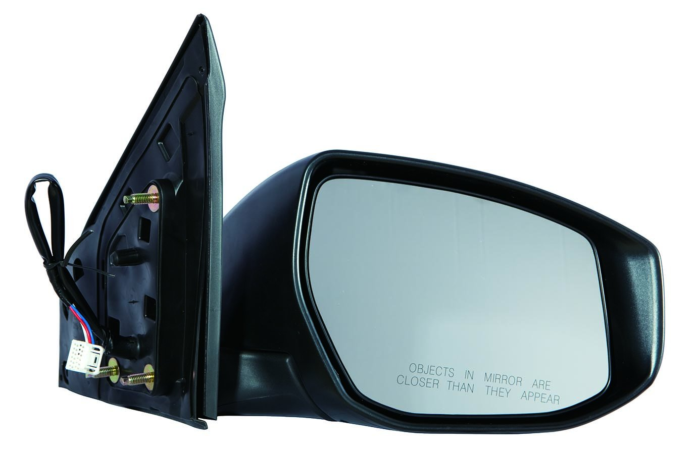 DEPO 315-5423R3EB Nissan Sentra Passenger Side Non-Heated Power Mirror