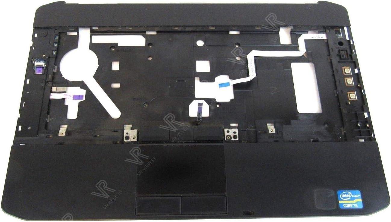 KTV6F New OEM DELL Latitude E5430 Laptop Palmrest Touchpad Mouse Media Button Upper Keyboard Bezel Cover