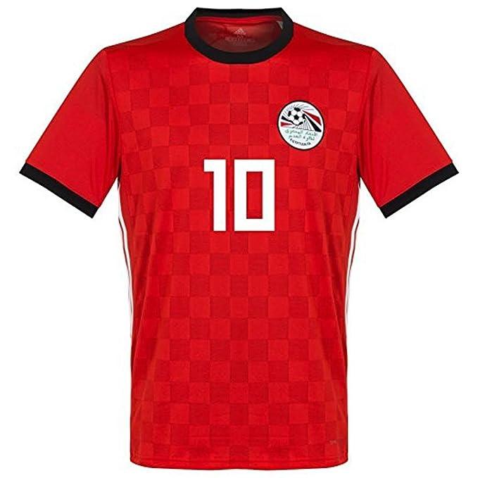 buy popular 2acaa 96bbb Mohamed Salah #10 EgyMohamed Salah #10 Egypt National Team ...
