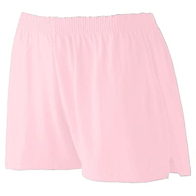 Augusta Sportswear Big Girl's Trim Fit Jersey Short