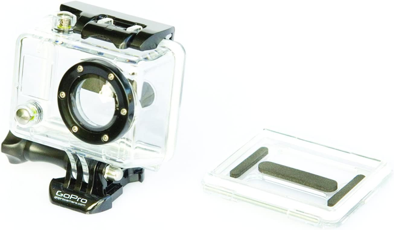 GoPro Replacement Housing for HD HERO and HERO2 Cameras