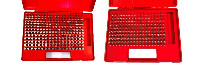 9.98 mm 5.00 mm HHIP 4101-1014 250 Piece Pin Gage Set