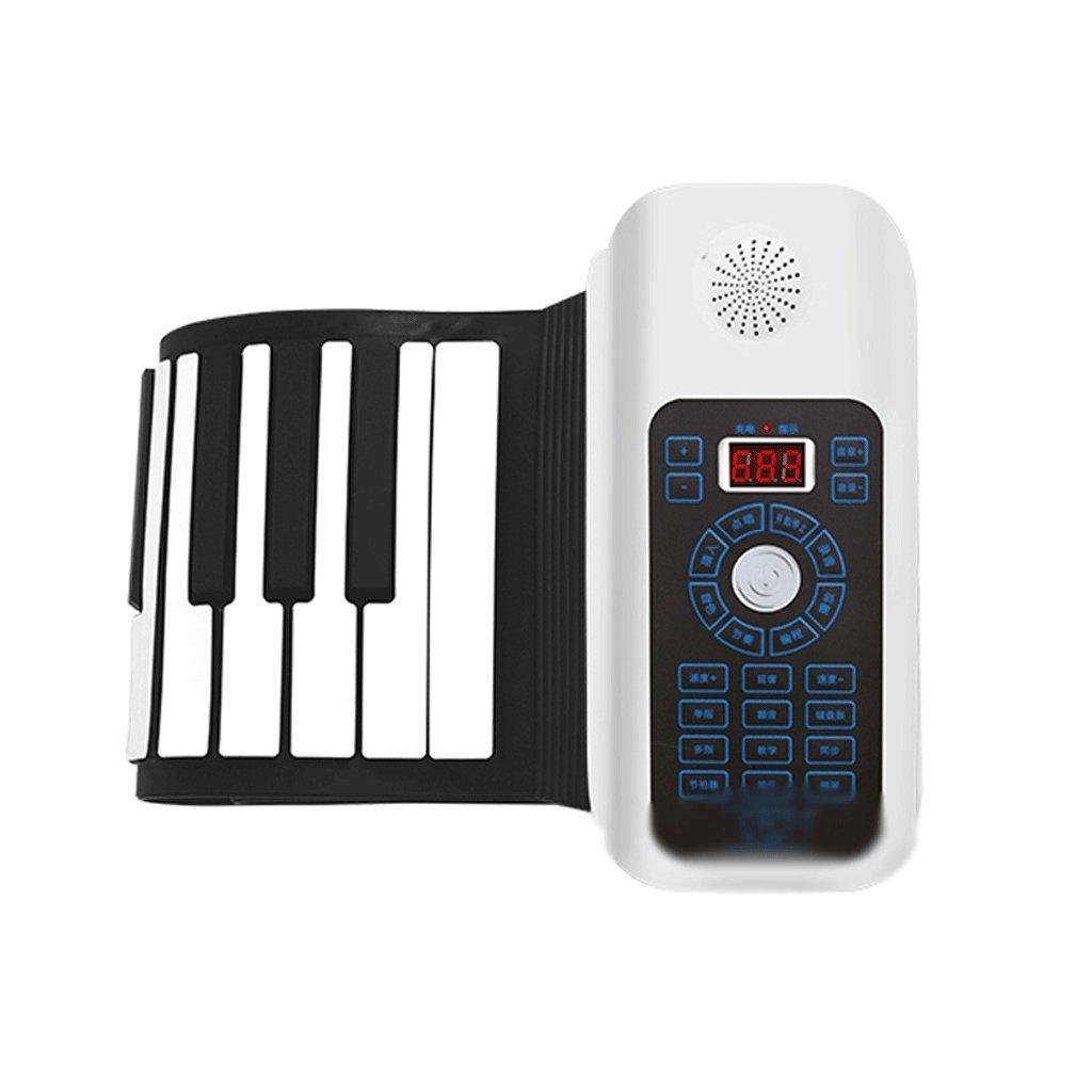 Kind Hand Roll Tastatur Portable 61 Tasten Professional Edition Falten Batterie Edition