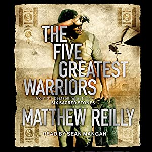 The Five Greatest Warriors Hörbuch