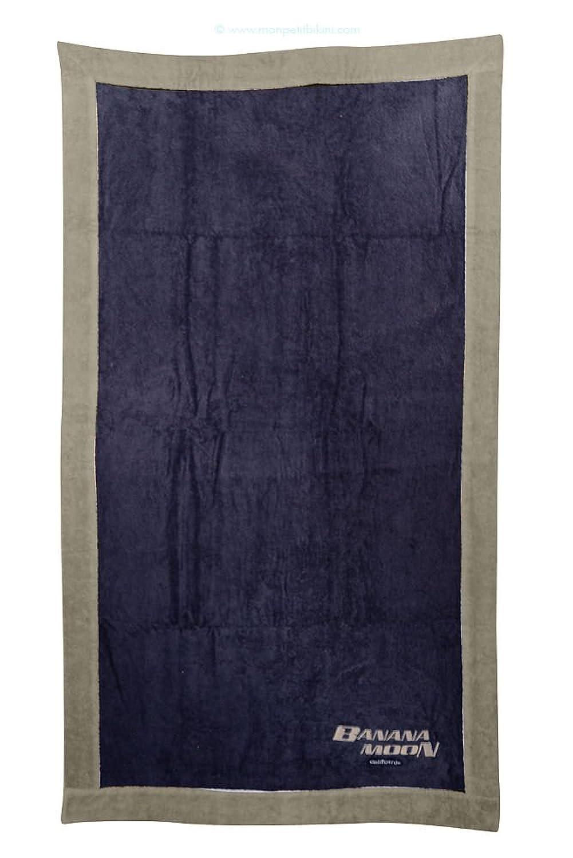 Strandtuch Banana Moon Lanza Towely Marineblau