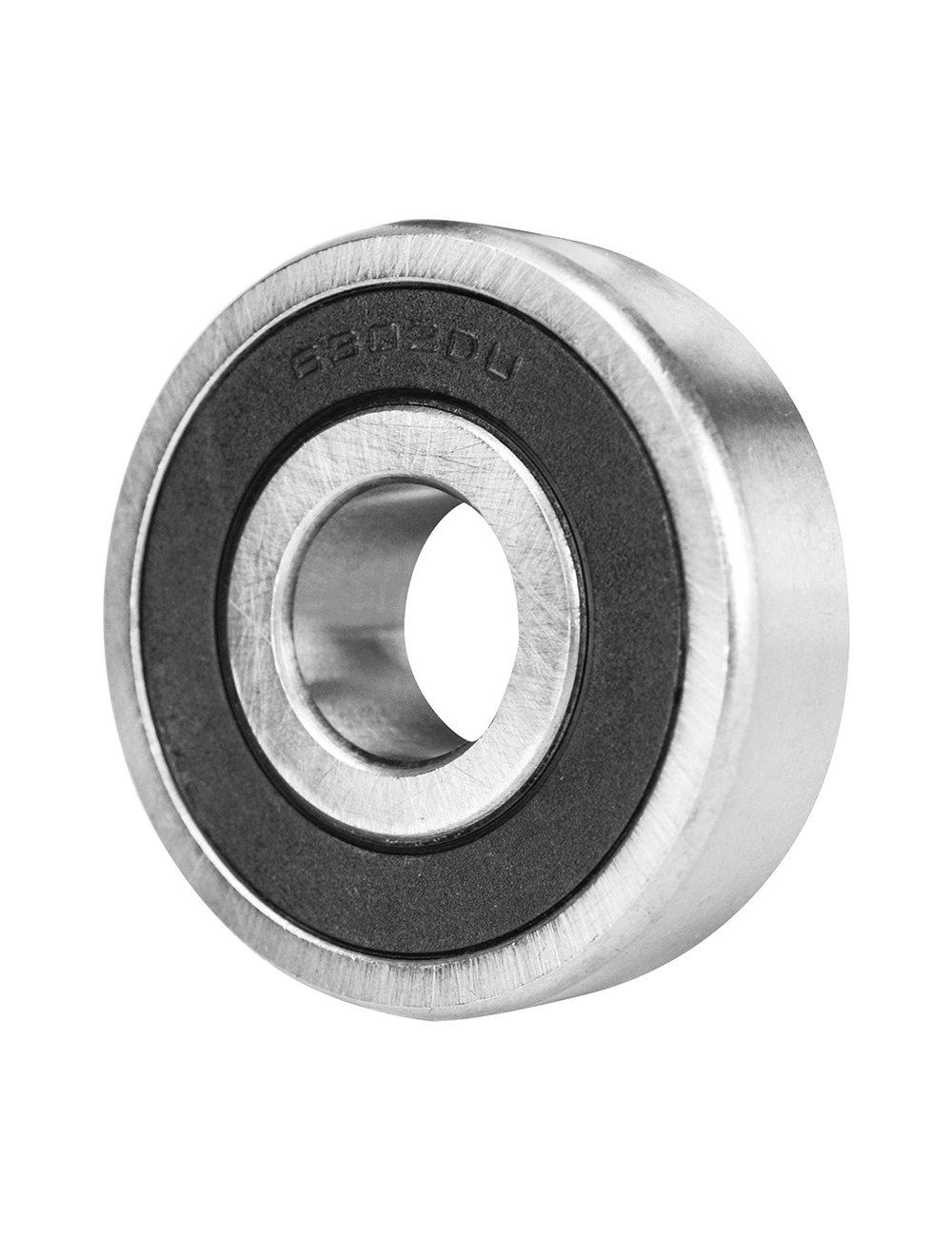 Clutch Pilot Bearing//Ball Bearing 6302DU fits GMC Duramax 1 pcs