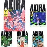AKIRA コミック 全6巻完結セット (クーポンで+3%ポイント)