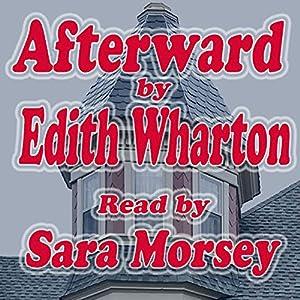Afterward Audiobook