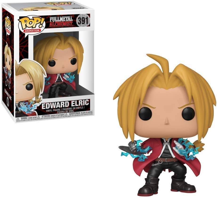 FunkoPOP Fullmetal Alchemist: Edward Elric, Alphonse Elric, Winry Rockbell and Roy Mustang 4-Pack: Amazon.es: Juguetes y juegos