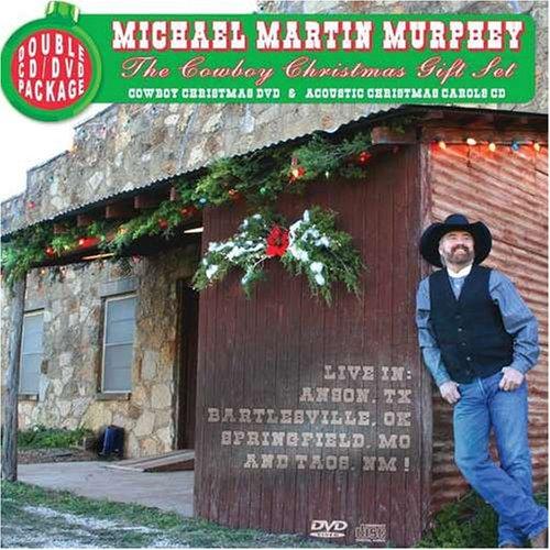 Cowboy Christmas Gift Set by Michael M. Murphey