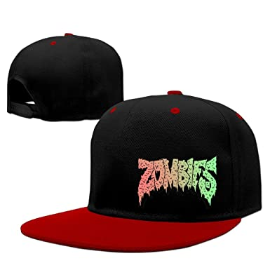 Flatbush Zombies Clockwork Indigo EP Adjustable Logo Print Collectible  Baseball Hat - Red -  Amazon.co.uk  Clothing 0aecbd6b54e
