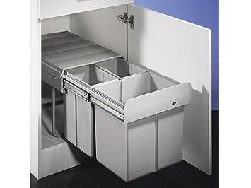 trenta 6 abfallsammler / trennsystem / mülleimer: amazon.de: küche ... - Küche Abfallsammler