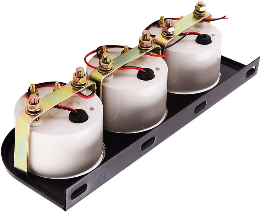 3 en 1 Aceite Temperatura Agua Aceite de Presión Sensor de ...