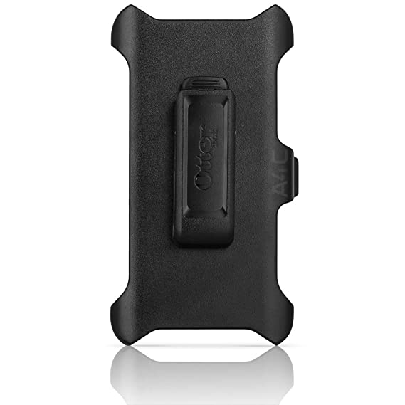 quality design 71173 fbb90 OtterBox Defender Series Replacement Holster Only for Galaxy S8 - Black  (Renewed)