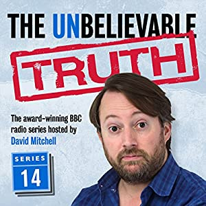 The Unbelievable Truth: Series 14 Radio/TV Program