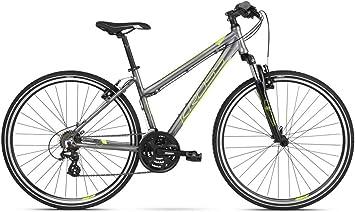 Kross Bicicleta híbrida Aluminio Shimano Bike MTB CTB evado 2.0 ...