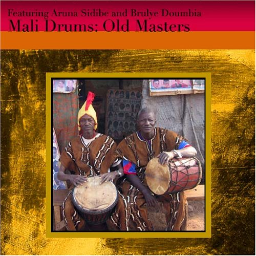 Mali Drums: Masters All stores are sold Old excellence